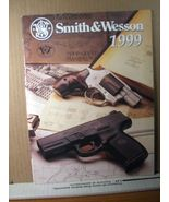 Smith & Wesson Catalog/brochure 1999, 32 pages - $9.99