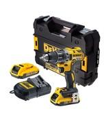Dewalt - 20V MAX* XR Li-Ion Brushless Compact Drill/Driver Kit - ( DCD79... - $299.99