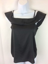 Express Womens black Top Off Shoulder Size Extra Small - $20.57