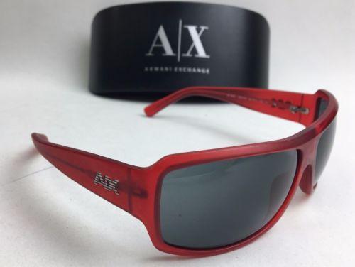 d6431b5d08b9 Armani Exchange AX4007 8027 87 Men s Sunglasses 64 13 125 w Case