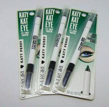 Lot of 3 COVERGIRL KATY KAT EYE Eyeliner No.KP02 Purrmaid 0.033oz/950mg - $8.42