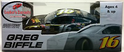 Greg Biffle 2014 #16 Meguiars Ford Fusion 1:64 ARC -