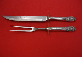 """Crown Princess by International Sterling Silver Roast Carving Set 2pc HHWS  14"""" - $259.00"""