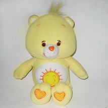 "Care Bears Funshine Bear 2005 13"" - $25.94"