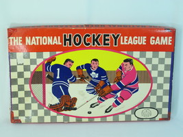 The National Hockey League Game 1957 Copp Clark 100% Complete EUC Board ... - $87.86