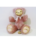 Robert Raikes Collectibles Mother's Day Teddy Bear Charlotte 2000 signed - $38.00