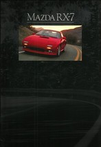 1990 Mazda RX-7 sales brochure catalog 2nd Edition US 90 GTU Turbo - $12.00