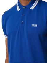 Hugo Boss Men's Premium Cotton Green Tag Sport Polo Shirt T-Shirt Paddy image 4