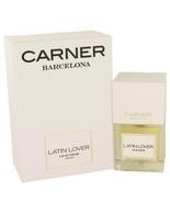 Latin Lover by Carner Barcelona Eau De Parfum Spray 3.4 oz for Women - $164.07