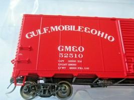 "Intermountain # 45828 Gulf, Mobile & Ohio Modified 10'6"" Door Boxcar HO Scale image 2"