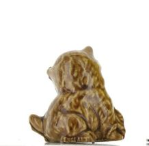 Wade Whimsies Red Rose Tea Canadian Series Kitten with Yarn image 3