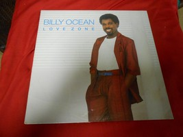"Vintage  LP Record- BILLY OCEAN ""Love Zone"" - $8.50"