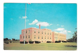 NJ Cape May Burdette Tomlin Memorial Hospital 1960 Vintage Postcard - $9.95