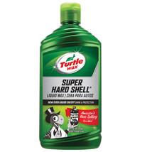 Turtle Wax Super Hard Shell Liquid Wax, 16 fl oz For Shine and Protection - $17.41
