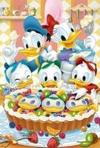 204 pieces Disney Puzzle Petite Happy Tart. 10x14.7cm. - $13.94