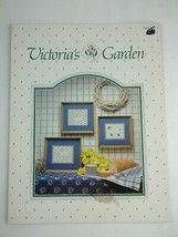 Victoria's Garden Pattern by Summer Steven and Patty Holman - $8.97
