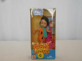Barbie sister Kelly friend The Flintstones Tommy As Fred Flintstone NIB - $18.83