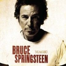 Magic by Bruce Springsteen Cd image 1