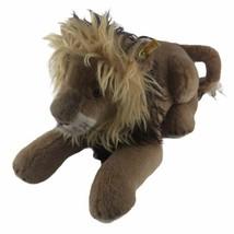 "Vintage Steiff Germany Molly Jumbo Plush Lion Tan Brown Ruff 0375/45 20""... - $275.48"