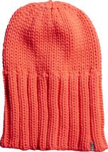 FOX RACING -HIGHWAY- WILD CHERRY RED RIBBED BEANIE - $34.86 CAD