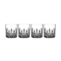 Waterford Lismore Classic 7 oz Straight Sided Tumbler Set of 4  #4000868... - $168.30