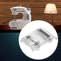 (01)1pcs Low Shank Roller Sewing Machine Presser Foot For Sewing Machine Brother - $14.00