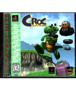 PlayStation - CROC Legend of the Gobbos - $12.95