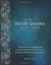 Henry Morris KJV Study Bible, The - The King James Version Apologetic St... - $59.99