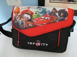 Disney Infinity Play Zone Shoulder Strap Carrying Case Bag Roll Out Mat - $19.79