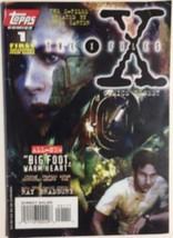 X-FILES #1 (1995) Topps Comics digest VG - $9.89