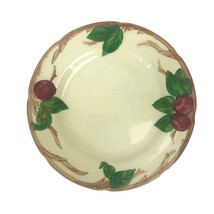 """Vintage Franciscan Apple Dinner Plates Made In California USA 10-1/2"""" Di... - $9.46"""