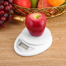 Portable 5KG Digital Electronic Kitchen Food Diet Postal Scale Weight Ba... - $16.87
