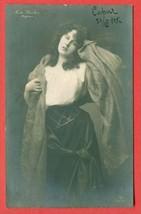 M111122 / RETA WALTER - French Actress Opera Singer MIGNON - G.G.Co. 195... - $13.20