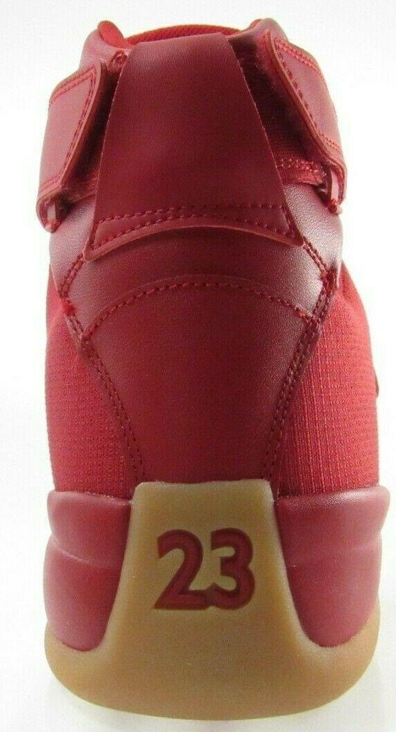 NIKE JORDAN GENERATION 23 MEN'S GYM RED BASKETBALL SHOES #AA1294-631 $160.