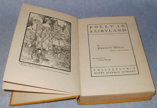 Folly in Fairyland Book 1901 Carolyn Wells