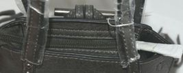 Simply Noelle HB209AG Gray Mommy and Me Collection Childs Fringe Small Purse image 4