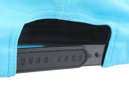 Hugo Boss Men's Breathable Sport Baseball Hat Solid Snapback Cap 50418770 image 5