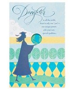 American Greetings Unique Graduation Card For Daughter - $13.47