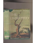 The Uninvited by Dorothy Macardle 1942 hb/dj book club ed. - $65.00