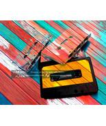 Cassette Tape Art Print, Nostalgic Art, Pop Artwork, Retro Art, Modern 8... - $15.88+