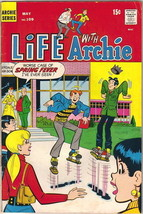 Life With Archie Comic Book #109, Archie 1971 FINE - $6.66