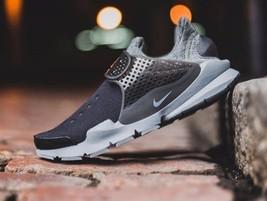 Nike Sock Dart Tech Fleece Nikelab Sz 8 BLACK/GREY Brand New (834669-001) - $111.95