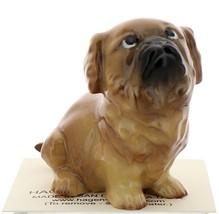 Hagen-Renaker Miniature Ceramic Dog Figurine Pekingese Pedigree Pup