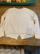 Loft Womens Cable Knit Sweater Size Small  - $14.85