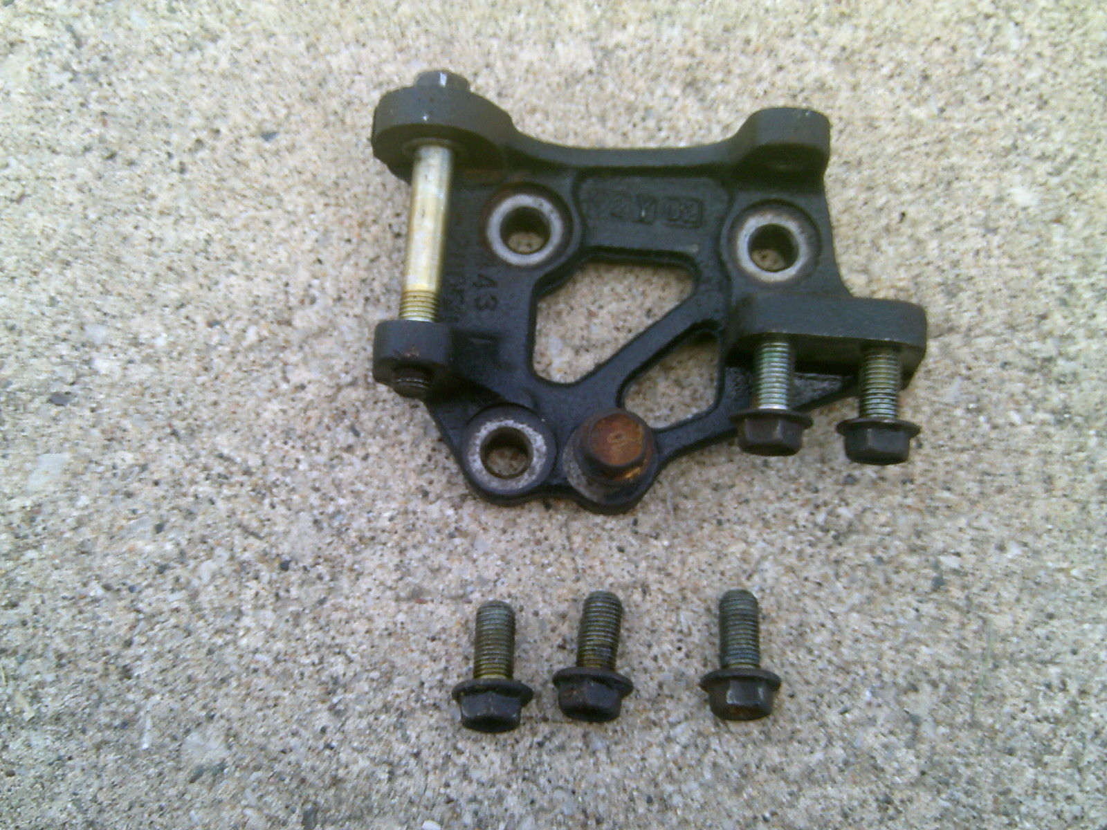 Primary image for 94-97 GT ONLY 98 99 ALL Toyota Celica Power Steering Pump Bracket With 3 Bolts