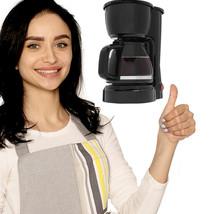 Premium High-Temperature Carafe 5-Cup Coffee Maker - $24.95
