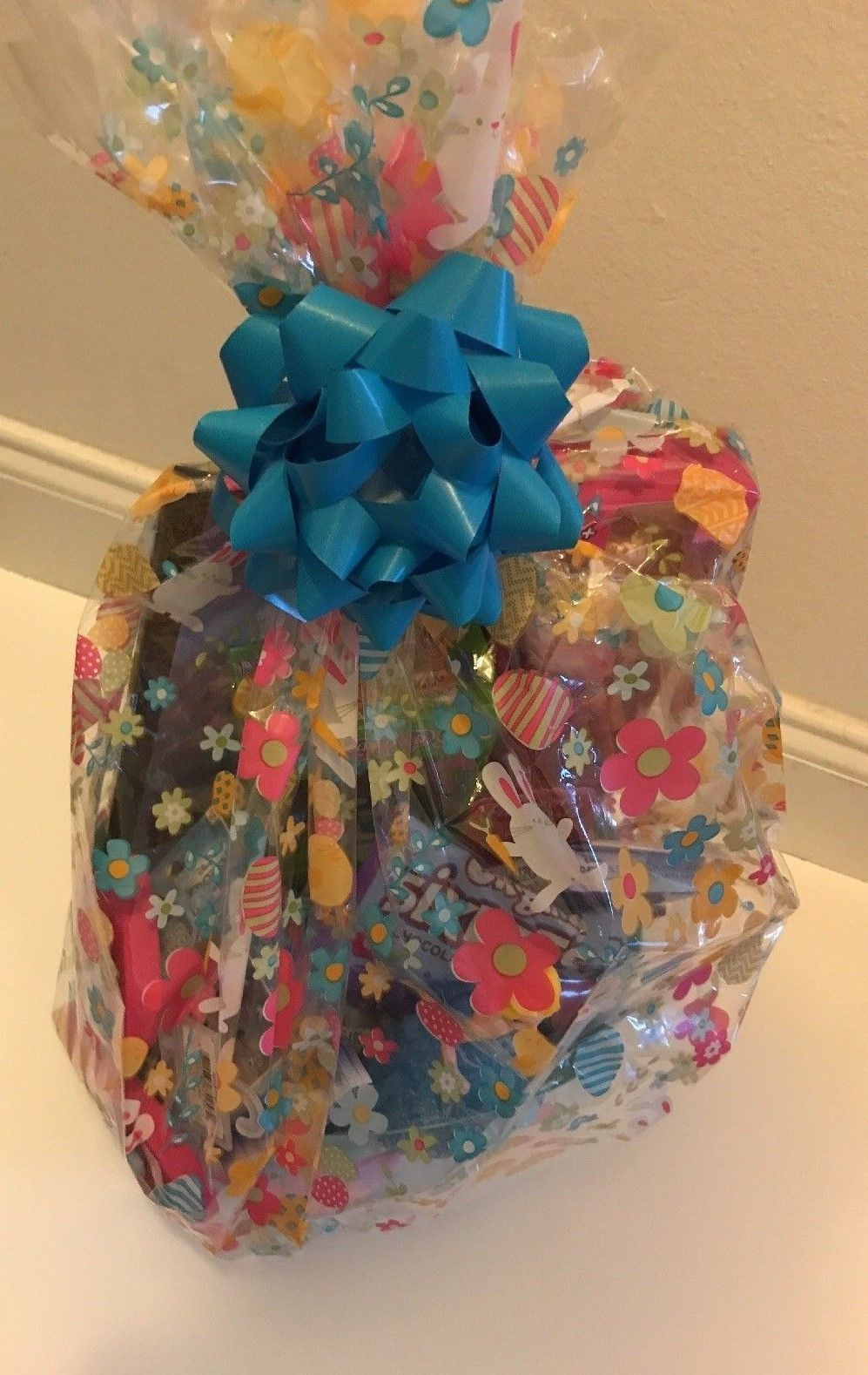 Disney Frozen Theme Easter Pre-Made & Pre-Filled Gift Basket For Your Princess