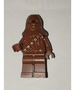 LEGO Minifigure mini figure CHEWBACCA MINIFIGURE STAR WARS WOOKIE FIGURE - $4.19