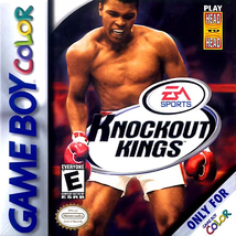 Knockout Kings GBC NINTENDO GameBoy Color Video Game - $4.97