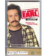 My Name is Earl Season 1 DVD 2006 4-Disc Set TV Comedy TESTED Very Funny... - $4.99